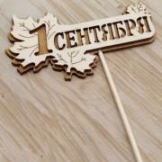 "3D Топпер ""1 Сентября """