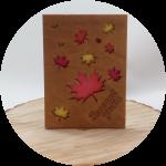 Купить Деревянные открытки на 1 сентября оптом