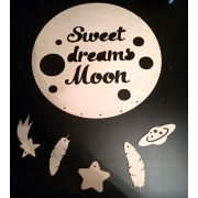 "Детский ловец снов ""Луна"""
