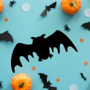 "Украшение на Хэллоуин ""Летучая Мышка"""