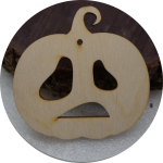 Купить деревянные заготовки на Helloween