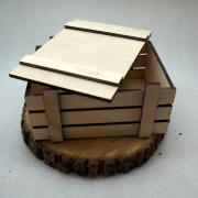 Ящик для подарков (с крышкой)