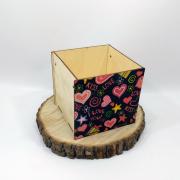 """Маленькая коробка для подарка """"Любовь"""""""