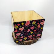 """Большая коробка для подарка """"Любовь"""""""