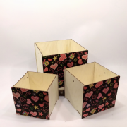 "Набор коробок для подарков ""Любовь"""