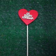 """Топпер на 14 февраля """"От всего сердца"""""""