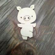 Заготовка свинья №10