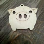 Заготовка свинья №16
