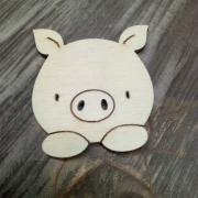 Заготовка свинья №19