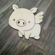 Заготовка свинья №20
