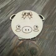 Заготовка свинья №23