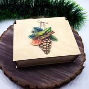 Коробка-шкатулка для подарков
