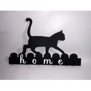 Ключница home с котом