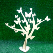 Подставка для украшений дерево