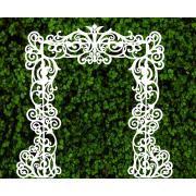 "Свадебная арка ""Флора"""