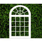 Декоративное окно для фотозоны