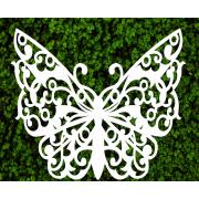 Ажурная бабочка для фотозоны