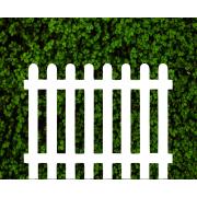 Декоративный забор для фотозоны