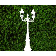 Декоративный фонарь для фотозоны