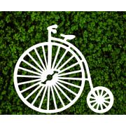 Декоративный велосипед для фотозоны