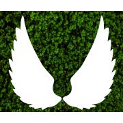 Декоративные крылья ангела для фотозоны