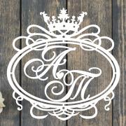 """Свадебный герб """"Королевская свадьба"""""""