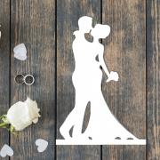 "Свадебная табличка ""Молодожены"""