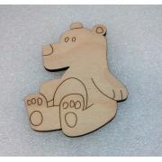 Заготовка Медвежонок (модель 1)