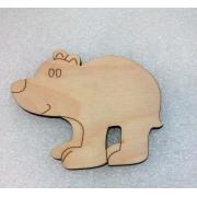 Заготовка Медвежонок (модель 2)
