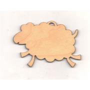 Заготовка Овечка (модель 2)