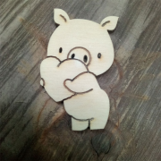 Заготовка свинья №7