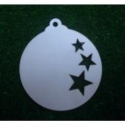 Заготовка Елочный шарик, модель 9